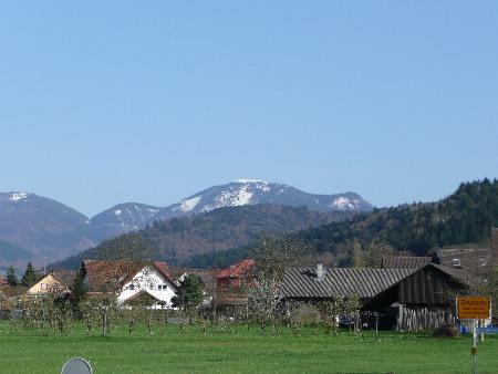Staufen-Belchen
