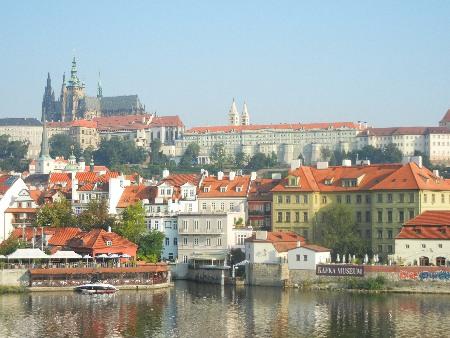 Prag-Kleinseite mit Museum