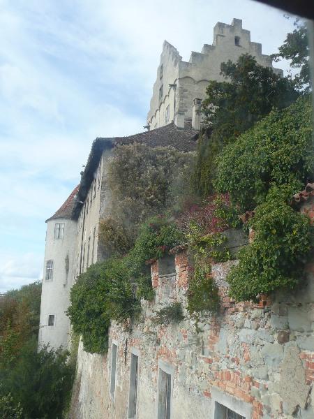 Das Alte Schloss in Meersburg am Bodensee
