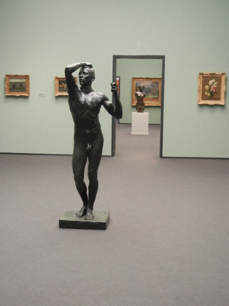 Zürich Rodin-Das eherne Zeitalter_web