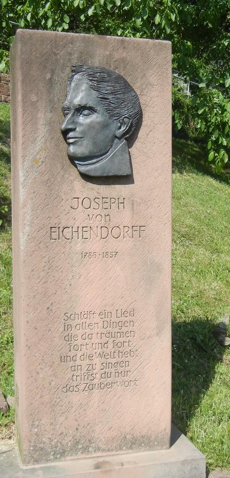 Eichendorff-Denkmal