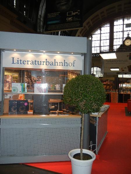 literaturbahnhof